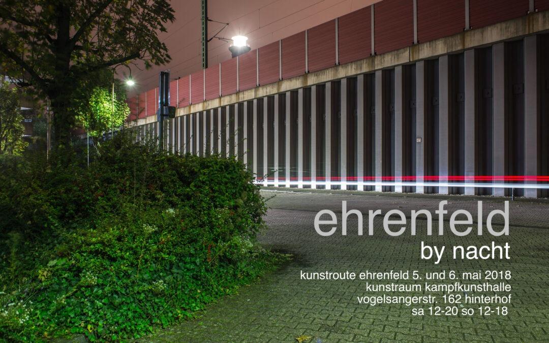 Kunstroute Ehrenfeld 2018
