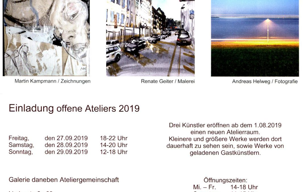 Galerie Daneben Ateliergemeinschaft
