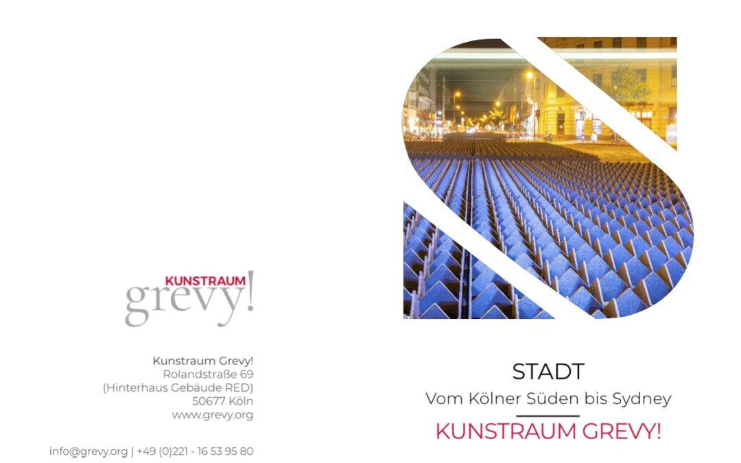 """Ausstellung """"STADT"""" mit """"Im Bauch der Stadt"""" bei Grevy"""